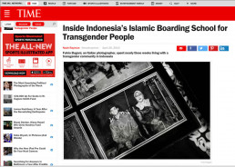 Time Lightbox reportage Shinta