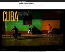 Zeke Magazine Cuba