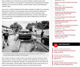Reportage Cubadebate