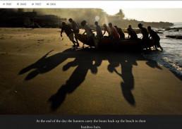 Bugani Fishermen of Lamalera