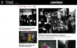Time Lightbox reportage Shinta