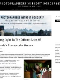 Bugani photographers without borders